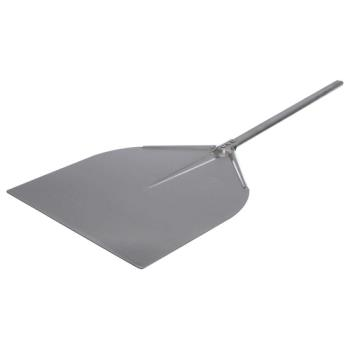 AMMITP1722 - American Metalcraft - ITP1722 - 17 1/2 in x 18 1/2 in Aluminum Pizza Peel Product Image