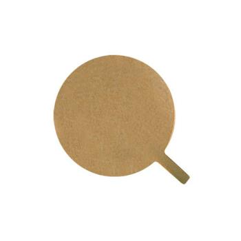 AMMMP1318 - American Metalcraft - MP1318 - 13 in Round Pressed Pizza Peel Product Image