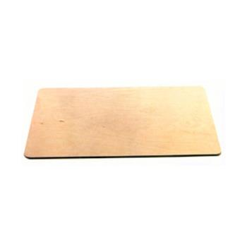 97123 - BakeDeco - PB-18 - 18 in x 24 in Wooden Proofing Board Product Image