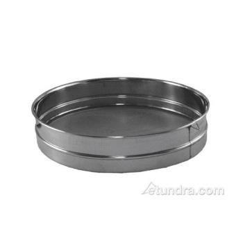 85312 - Johnson Rose - 3510 - 10 in Stainless Steel Sieve Product Image