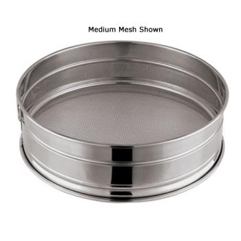 WOR1260422 - World Cuisine - 12604-22 - 8 5/8 in Flour Sieve Product Image