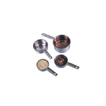 AMMMCL4 - American Metalcraft - MCL4 - Measuring Cup Set Product Image