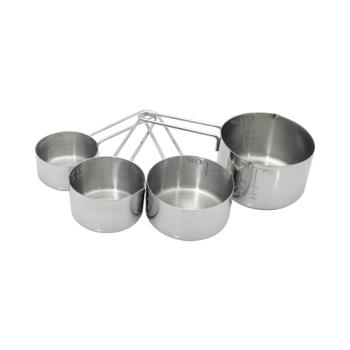 85616 - Vollrath - 47119 - Stainless Steel Measuring Cups Product Image