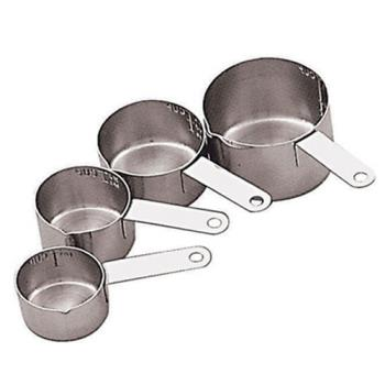 WOR4261604 - World Cuisine - 42616-04 - Measuring Cup Set Product Image