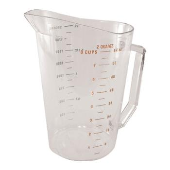 85613 - Cambro - 200MCCW - Camwear 2 qt Measuring Cup Product Image