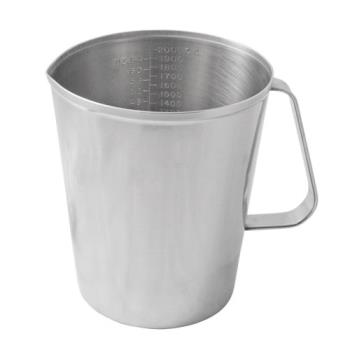 VOL95640 - Vollrath - 95640 - 64 Oz Stainless Steel Measuring Cup Product Image