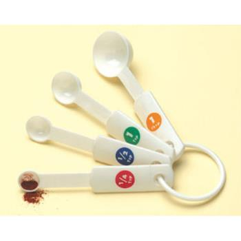 75068 - American Metalcraft - MSP514 - Measuring Spoon Set Product Image