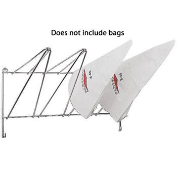 WOR4710700 - World Cuisine - 47107-00 - Stainless Steel Pastry Bag Dryer Product Image