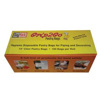 "DAY112793 - DayMark - 112793 - Grip2Go 18"" Pastry Bag Boxed Product Image"