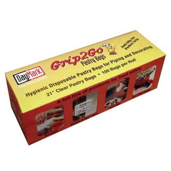 "DAY112794 - DayMark - 112794 - Grip2Go 21"" Pastry Bag Boxed Product Image"