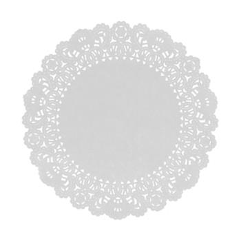58414 - Paterson Paper - DIS-L4 - 4 in Paper Lace Doily Product Image