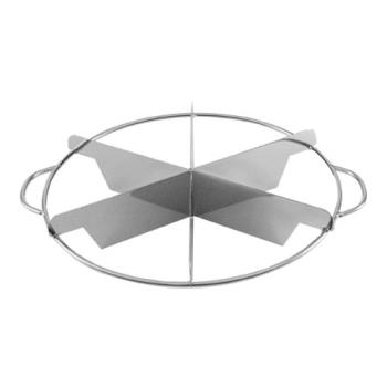 85823 - Johnson Rose - 6316 - 6 Slice Stainless Steel Pie Cutter Product Image
