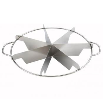 WINSCU7 - Winco - SCU-7 - 7 Piece Pie Cutter Product Image