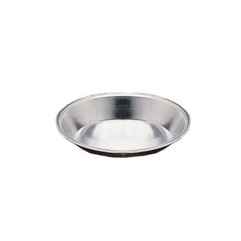 AMM1200 - American Metalcraft - 1200 - 12 1/4 in x 1 1/4 in Aluminum Pie Pan Product Image