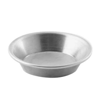 AMM475 - American Metalcraft - 475 - 4 in Mini Aluminum Pie Pan Product Image
