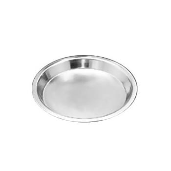 AMM918 - American Metalcraft - 918 - 9 1/8 in x 1 in Aluminum Pie Pan Product Image