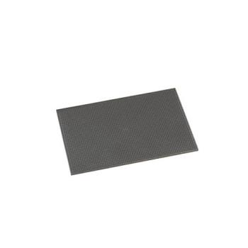 75035 - American Metalcraft - BLACKBM1218 - 12 in x 18 in Black Bar Mat Product Image