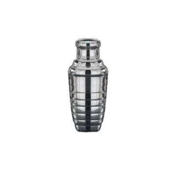 AMMBHS117 - American Metalcraft - BHS117 - 16 oz Beehive Cocktail Shaker Product Image