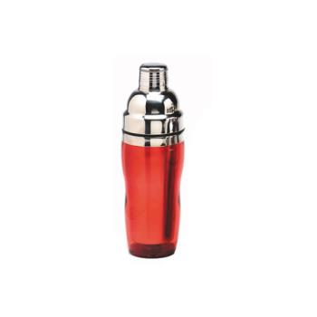 AMMRAS16 - American Metalcraft - RAS16 - 16 oz Red Cocktail Shaker Product Image