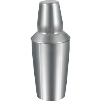 ITWIBSIB - ITI - IBS-I-B - 16 oz Stainless Steel 3 Piece Cocktail Shaker Product Image