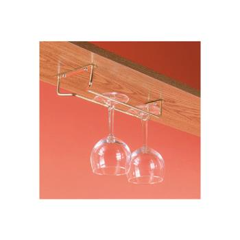 75094 - American Metalcraft - WGH16CR - 16 in Chrome Glass Holder Product Image