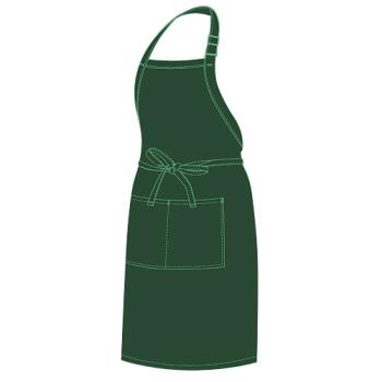 CFWF8HUN - Chef Works - F8-HUN - Hunter Butcher Apron Product Image