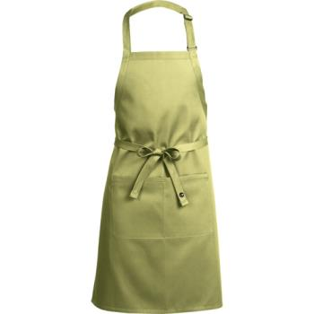 CFWF8LIM - Chef Works - F8-LIM - Lime Butcher Apron Product Image