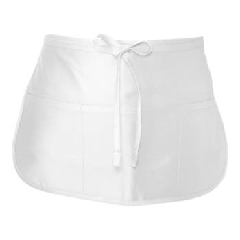 CFWF9WHT - Chef Works - F9-WHT - White Waist Apron Product Image