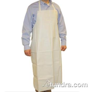 "PIN20020001 - PIP - 200-20001 - 35"" x 45"" White Heavy Duty Vinyl Apron Product Image"