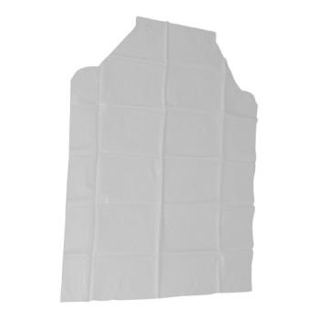 81555 - San Jamar - APV-2641HD - Clear Dishwashing Apron Product Image