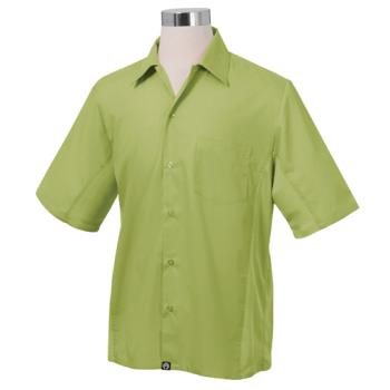 CFWCSMVLIMM - Chef Works - CSMV-LIM-M - Cool Vent Lime Shirt (M) Product Image