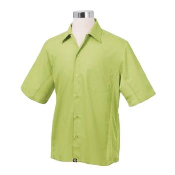 CFWCSMVLIMS - Chef Works - CSMV-LIM-S - Cool Vent Lime Shirt (S) Product Image