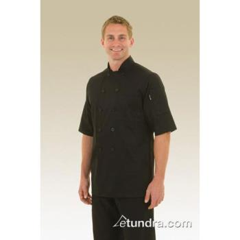 CFWBLSS2XL - Chef Works - BLSS-2XL - Chambery Chef Coat (2XL) Product Image