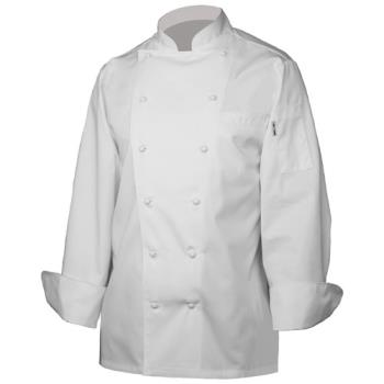CFWCCHRL44 - Chef Works - CCHR-L-44 - Henri Executive Chef Coat (L) Product Image