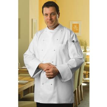 CFWCCHRM42 - Chef Works - CCHR-M-42 - Henri Executive Chef Coat (M) Product Image