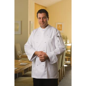 CFWCCHRXS34 - Chef Works - CCHR-XS-34 - Henri Executive Chef Coat (XS) Product Image