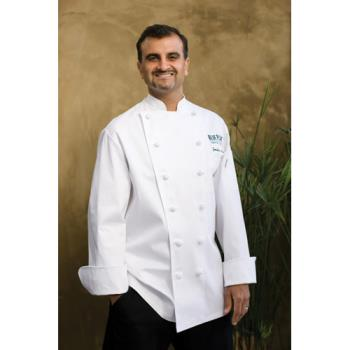 CFWCKCCXL50 - Chef Works - CKCC-XL-50 - Montreux Executive Chef Coat (XL) Product Image