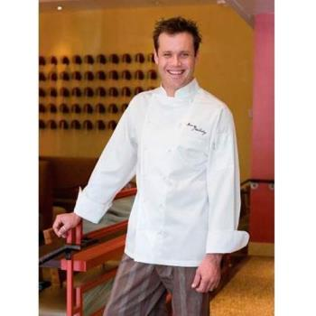 CFWECHR3XL56 - Chef Works - ECHR-3XL-56 - Madrid Chef Coat (3XL) Product Image