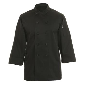 CFWEWCBXL - Chef Works - EWCB-XL - Zurich Chef Coat (XL) Product Image