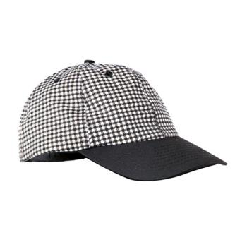 CFWBBCH - Chef Works - BBCH - Checked Baseball Cap Product Image