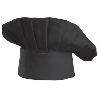 CFWBHAT - Chef Works - BHAT - Black Chef Hat Product Image