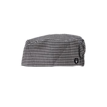 CFWBNSC - Chef Works - BNSC - Checked Beanie Product Image