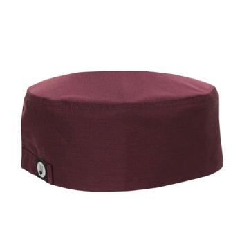81928 - Chef Works - DFCV-MER - Cool Vent Merlot Beanie Product Image