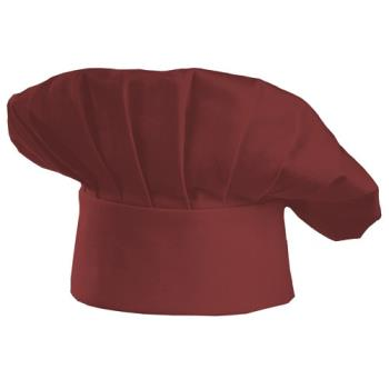 CFWRHAT - Chef Works - RHAT - Red Chef Hat Product Image