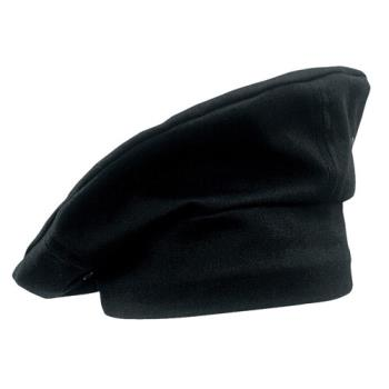 CFWTOCPBLK - Chef Works - TOCP-BLK - Black Toque Product Image
