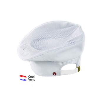 CFWTOCVWHT - Chef Works - TOCV-WHT - Cool Vent White Toque Product Image