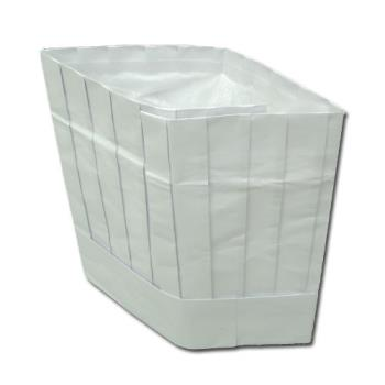 WINDCH12 - Winco - DCH-12 - 12 in Disposable Chef Hat Product Image