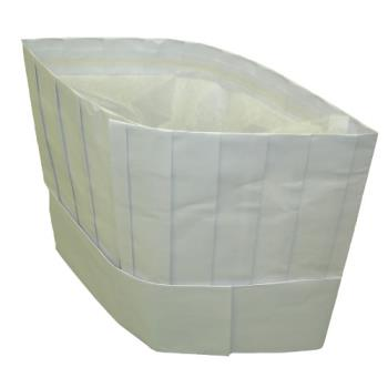 WINDCH9 - Winco - DCH-9 - 9 in Disposable Chef Hat Product Image