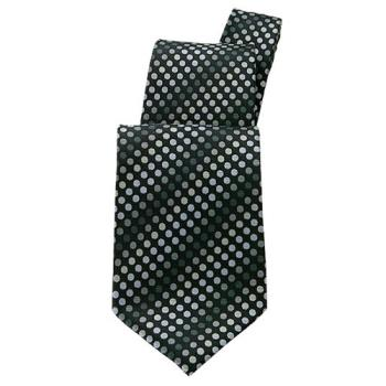 CFWTPPDBLK - Chef Works - TPPD-BLK - Black Polka Dot Tie Product Image