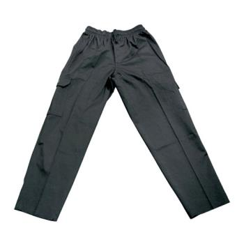 81593 - Chef Works - CPBL-M - Black J54 Cargo  Pants (M) Product Image